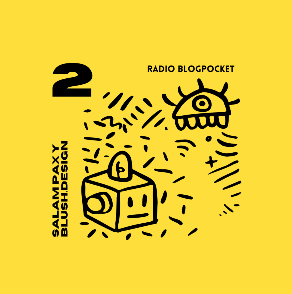 Radio Blogpocket: Ilustraciones para blogs y editorial dedicada a Salam Pax (Episodio 2)