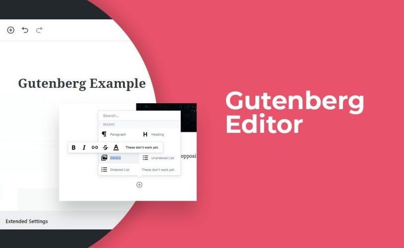 Gutenberg Incluirá bloque de tabla de contenido