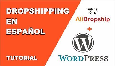 Dropshipping con WordPress en Español Revision del Plugin Alidropship