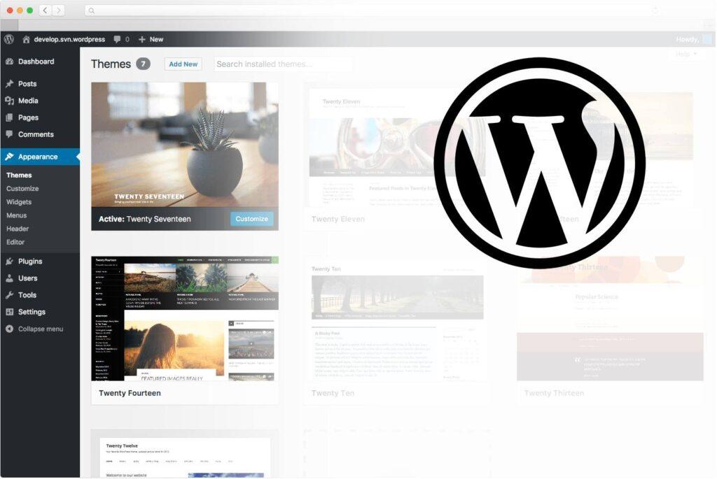 WordPress potencia el 39,5% de todos los sitios web